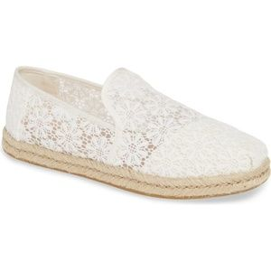 Tom's Deconstructed Alpargata Espadrille